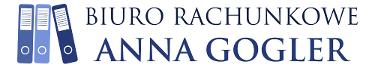BIURO RACHUNKOWE ANNA GOGLER Logo